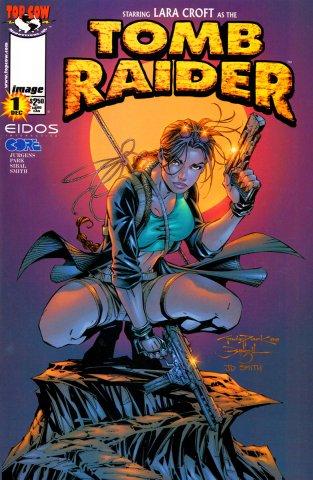 Tomb Raider 01 (cover b) (December 1999)