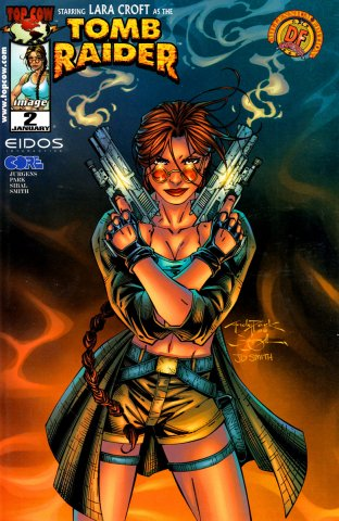 Tomb Raider 02 (Dynamic Forces cover) (January 2000)