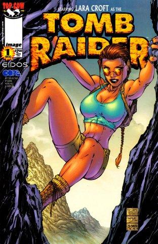 Tomb Raider 01 (cover d) (December 1999)