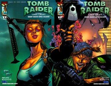Tomb Raider 11&12 (Graham Cracker cover join)