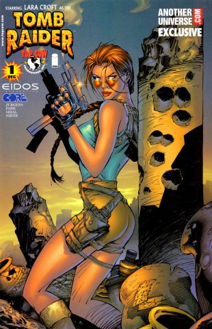 Tomb Raider 01 (Another Universe cover) (December 1999)