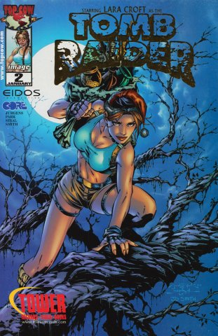 Tomb Raider 02 (Tower Records cover) (January 2000)