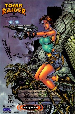 Tomb Raider 03 (Eruptor cover) (February 2000)