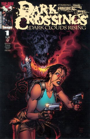 Dark Crossings Part 1: Dark Clouds Rising (June 2000)