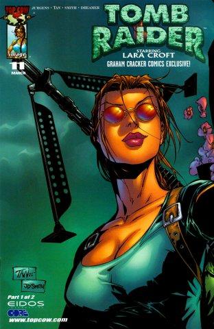 Tomb Raider 11 (Graham Cracker cover) (March 2001)