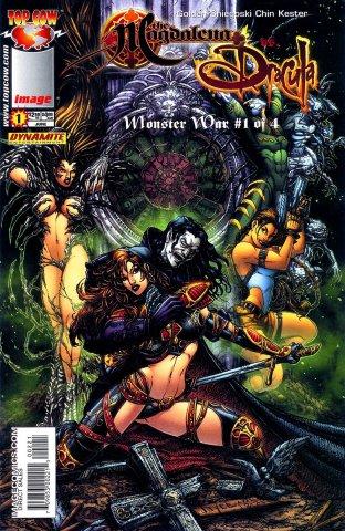 Monster War #1 The Magdalena vs Dracula (June 2005)