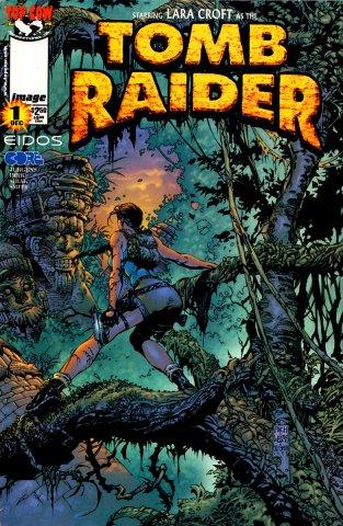 Tomb Raider 01 (cover c) (December 1999)