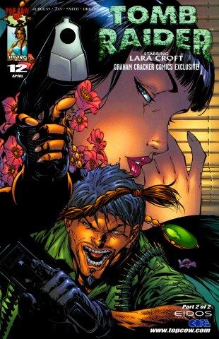 Tomb Raider 12 (Graham Cracker cover) (April 2001)