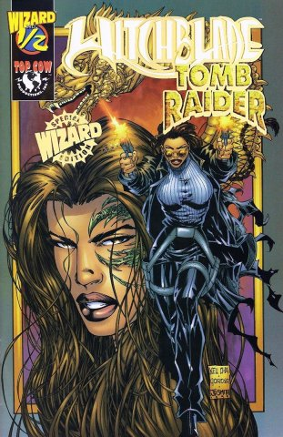 Witchblade Tomb Raider Wizard 1/2 (special edition) (December 1998)