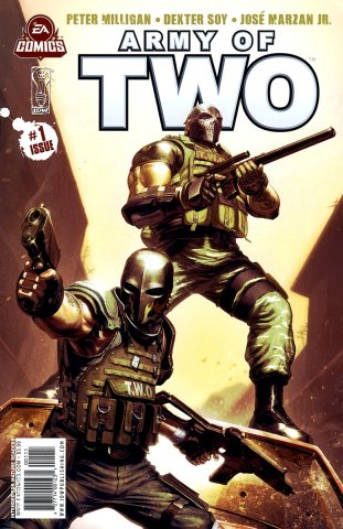 Army of Two 01 (January 2010)
