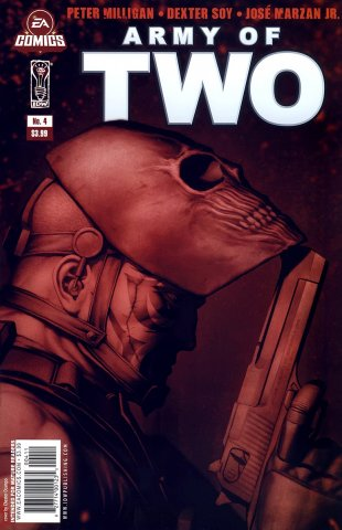 Army of Two 04 (April 2010)