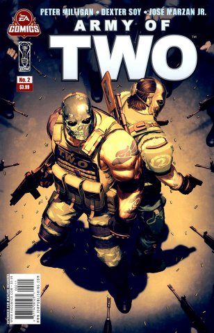 Army of Two 02 (February 2010)