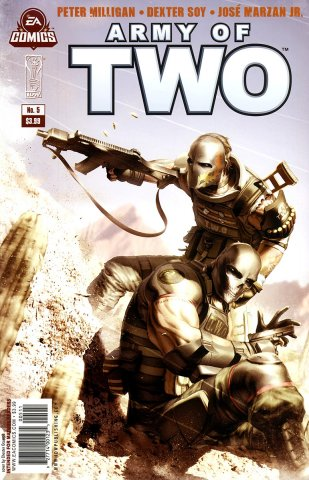 Army of Two 05 (May 2010)