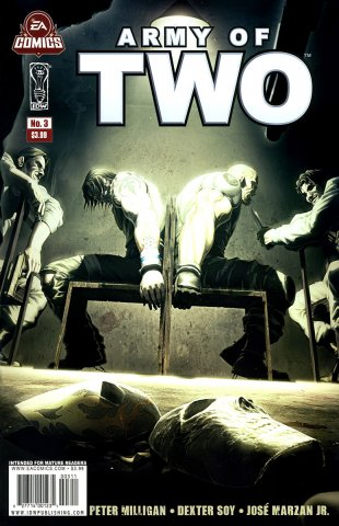 Army of Two 03 (March 2010)