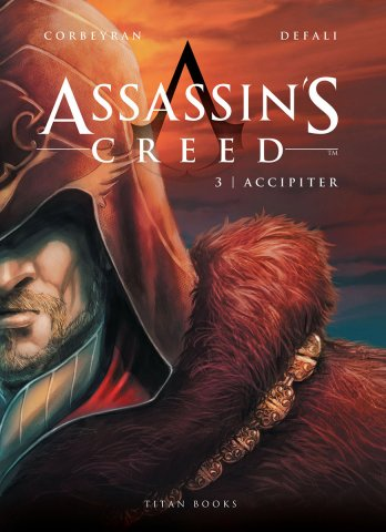 Assassin's Creed Vol.3 Accipiter (2011)
