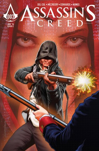 Assassin's Creed 003 (cover c) (January 2016)