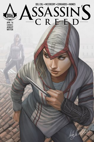 Assassin's Creed 006 (cover c) (April 2016)