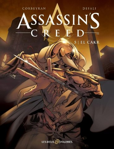Assassin's Creed Vol.5 El Cakr (2013)