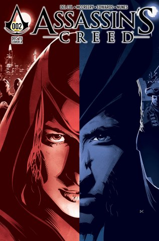 Assassin's Creed 002 (cover a) (December 2015)