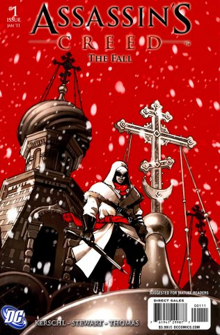 Assassin's Creed: The Fall 001 (January 2011)