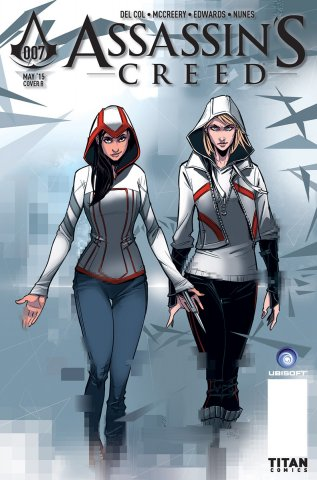 Assassin's Creed 007 (cover B) (May 2016)