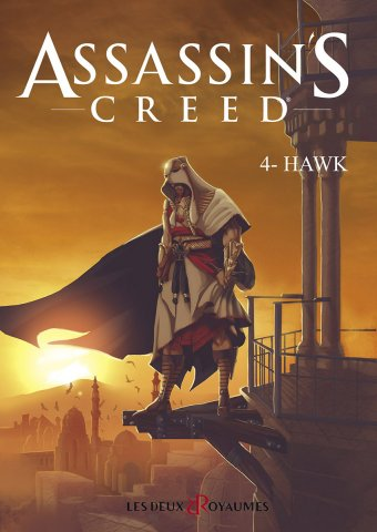 Assassin's Creed Vol.4 Hawk (2012)