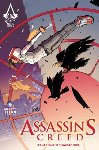 Assassin's Creed 004 (cover a) (February 2016)