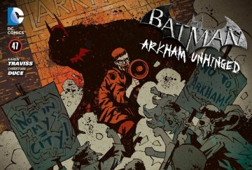 Batman: Arkham Unhinged 017 (chapter 47-49) (2012)