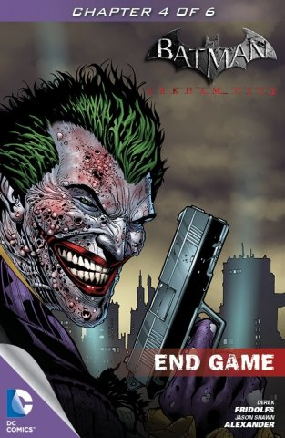 Batman: Arkham City End Game (chapters 4-6 alt) (2012)