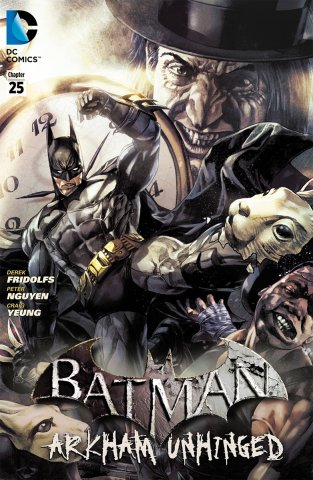 Batman: Arkham Unhinged 009 (chapter 23-25) (2012)