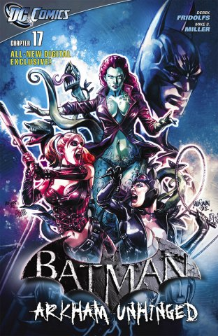 Batman: Arkham Unhinged 007 (chapter 17-19) (2012)