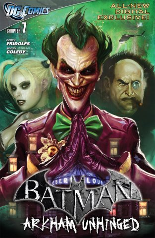 Batman: Arkham Unhinged 003 (chapter 7-9) (2011)