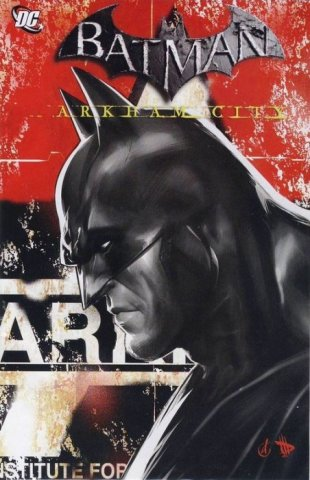 Batman: Arkham City (chapters 1-5) (October 2011)