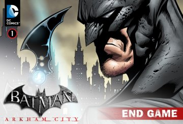 Batman: Arkham City End Game (chapters 1-3) (2012)