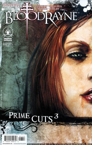 BloodRayne: Prime Cuts 03 (limited edition) (March 2009)