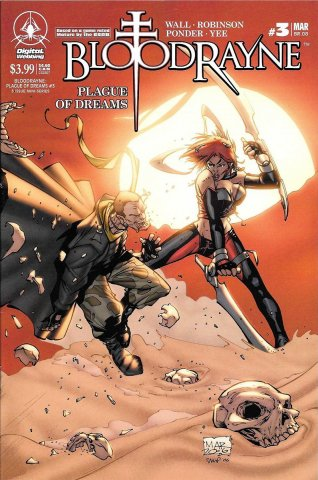 BloodRayne: Plague Of Dreams 03 (March 2007)