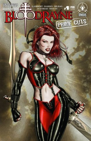 BloodRayne: Prime Cuts 01 (limited edition) (February 2008)