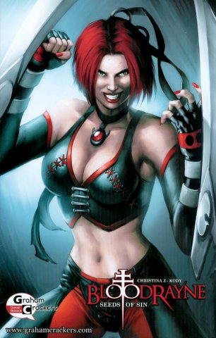 BloodRayne: Seeds Of Sin (Graham Crackers variant) (March 2005)
