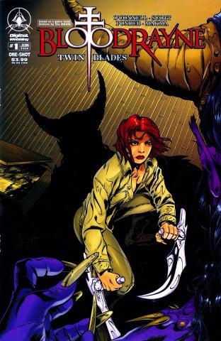 BloodRayne: Twin Blades (June 2006)