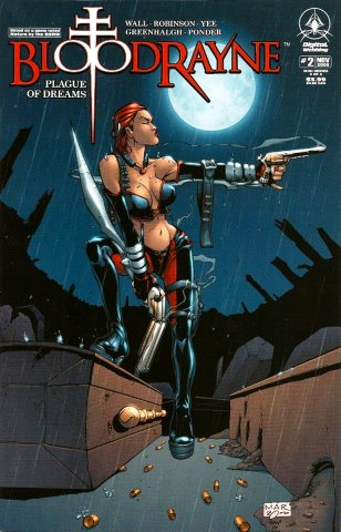 BloodRayne: Plague Of Dreams 02 (variant) (November 2006)