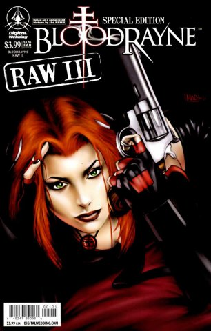 BloodRayne: Raw III (July 2008)
