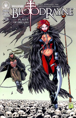 BloodRayne: Plague Of Dreams 02 (November 2006)