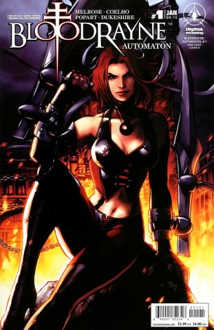BloodRayne: Automaton (January 2008)