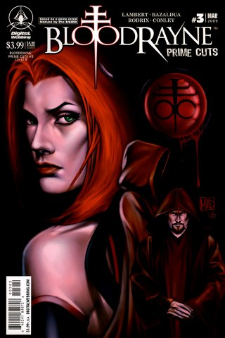 BloodRayne: Prime Cuts 03 (cover B) (March 2009)