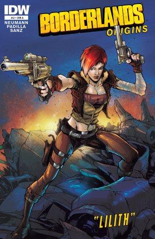 Borderlands: Origins 02 (December 2012)