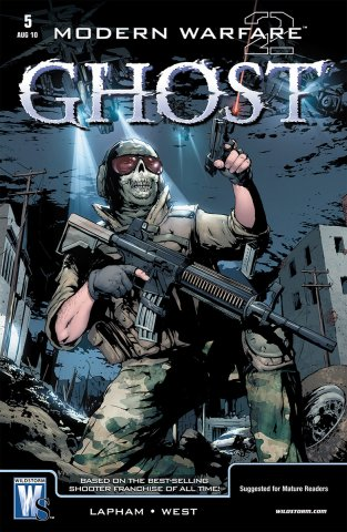 Modern Warfare 2: Ghost 05 (August 2010)
