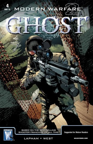 Modern Warfare 2: Ghost 04 (May 2010)