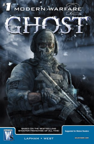 Modern Warfare 2: Ghost 01b (January 2010)