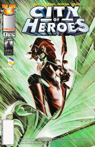 City of Heroes v2 02 (July 2005)
