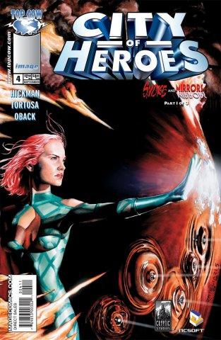 City of Heroes v2 04 (September 2005)